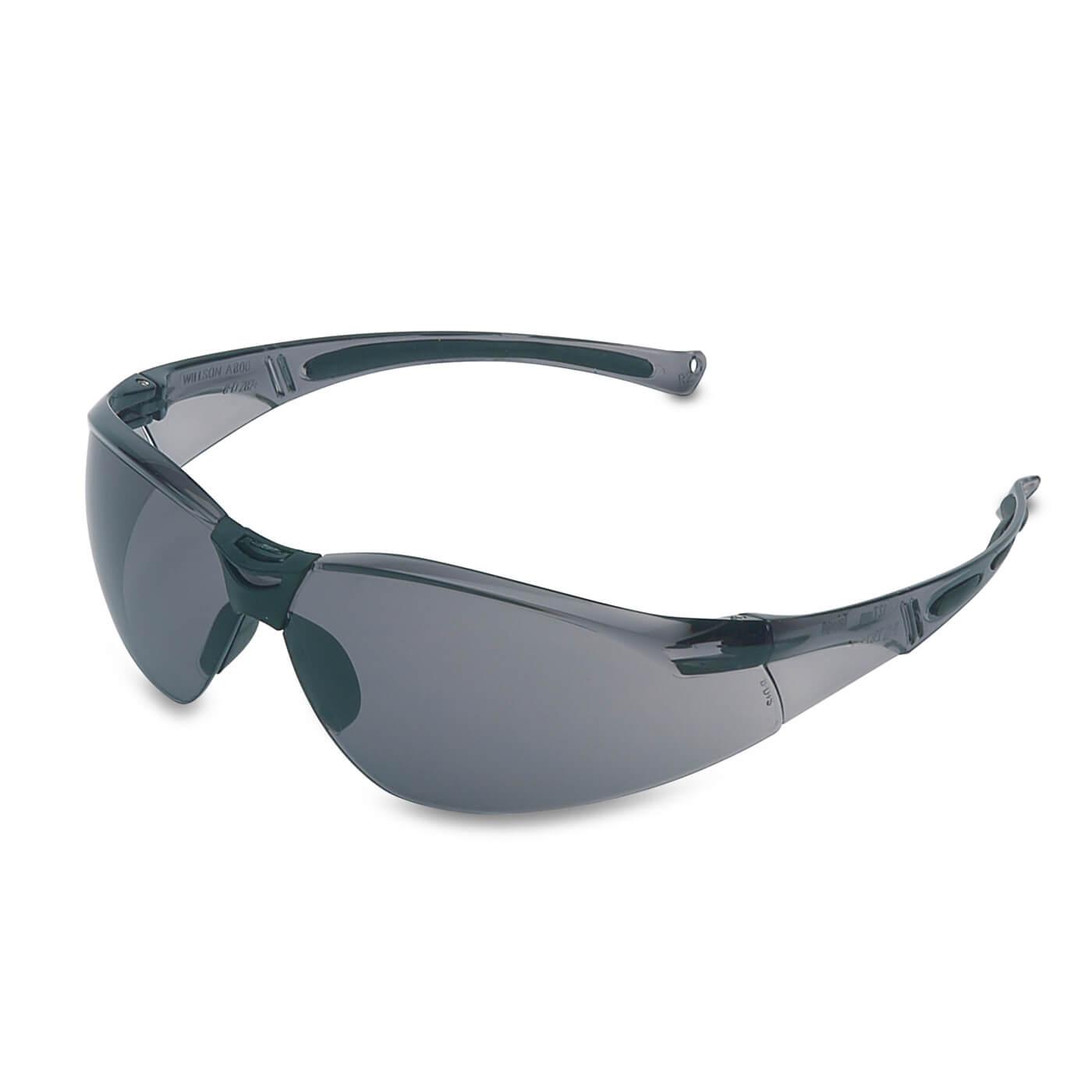 Okulary ochronne A800 1015367 Honeywell przyciemnione soczewki