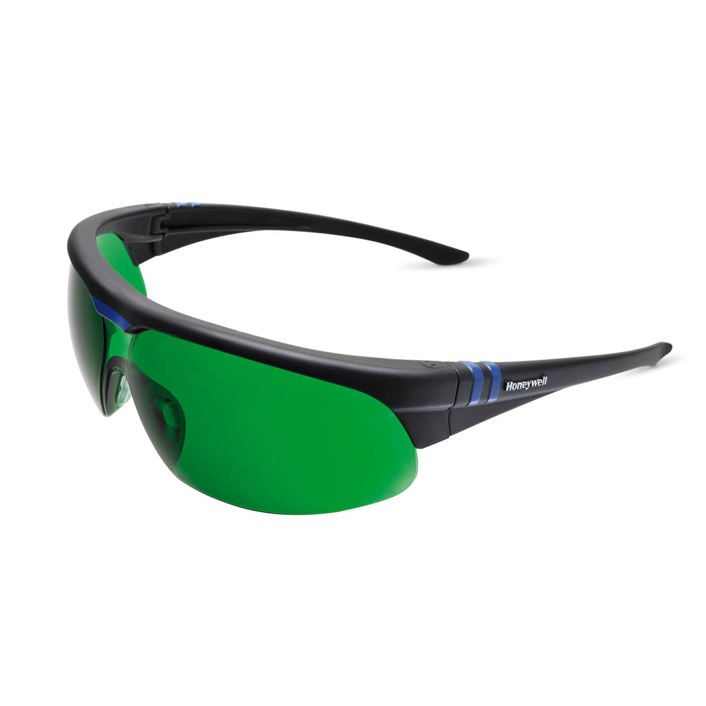 Okulary ochronne Millennia 2G 1032183 Honeywell zielona soczewka