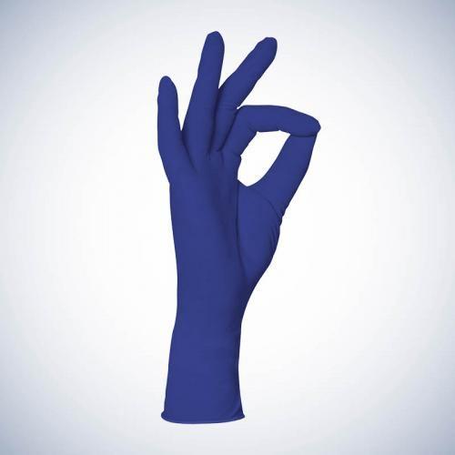 Rękawice nitrylowe Ampri 01215 Cobalt Basic-Plus