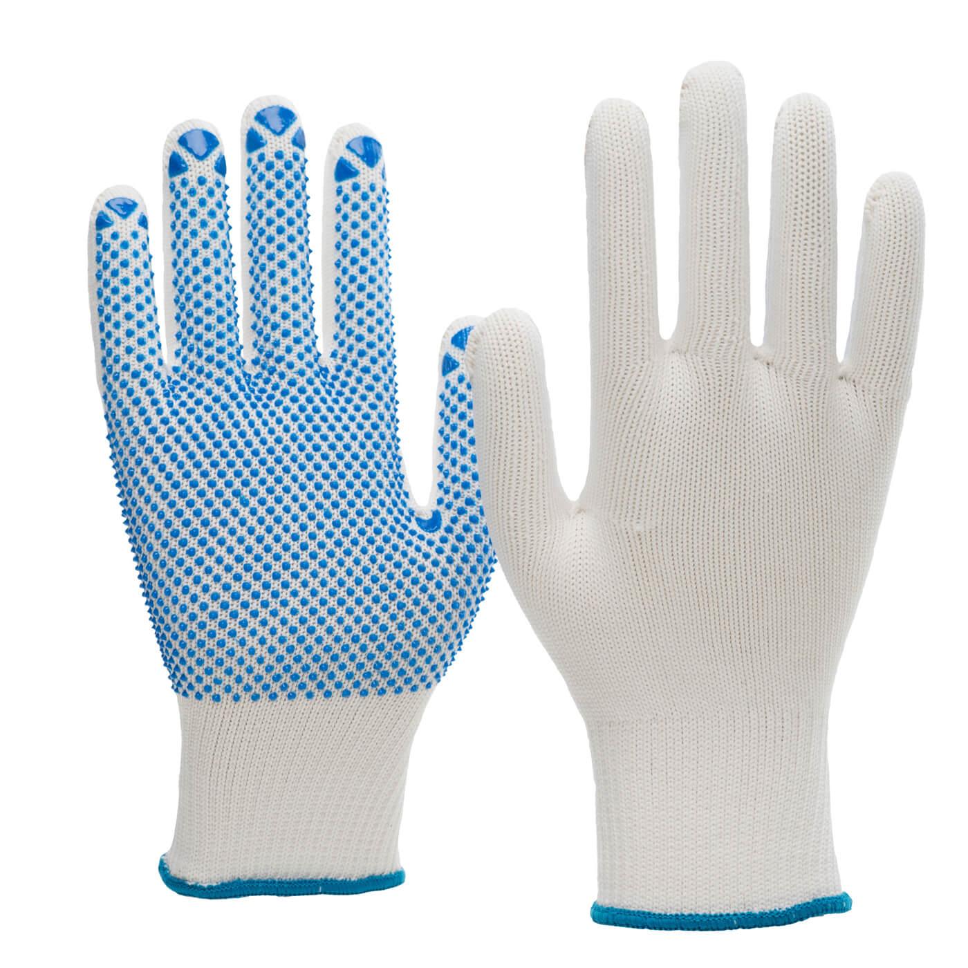 Rękawice dziane