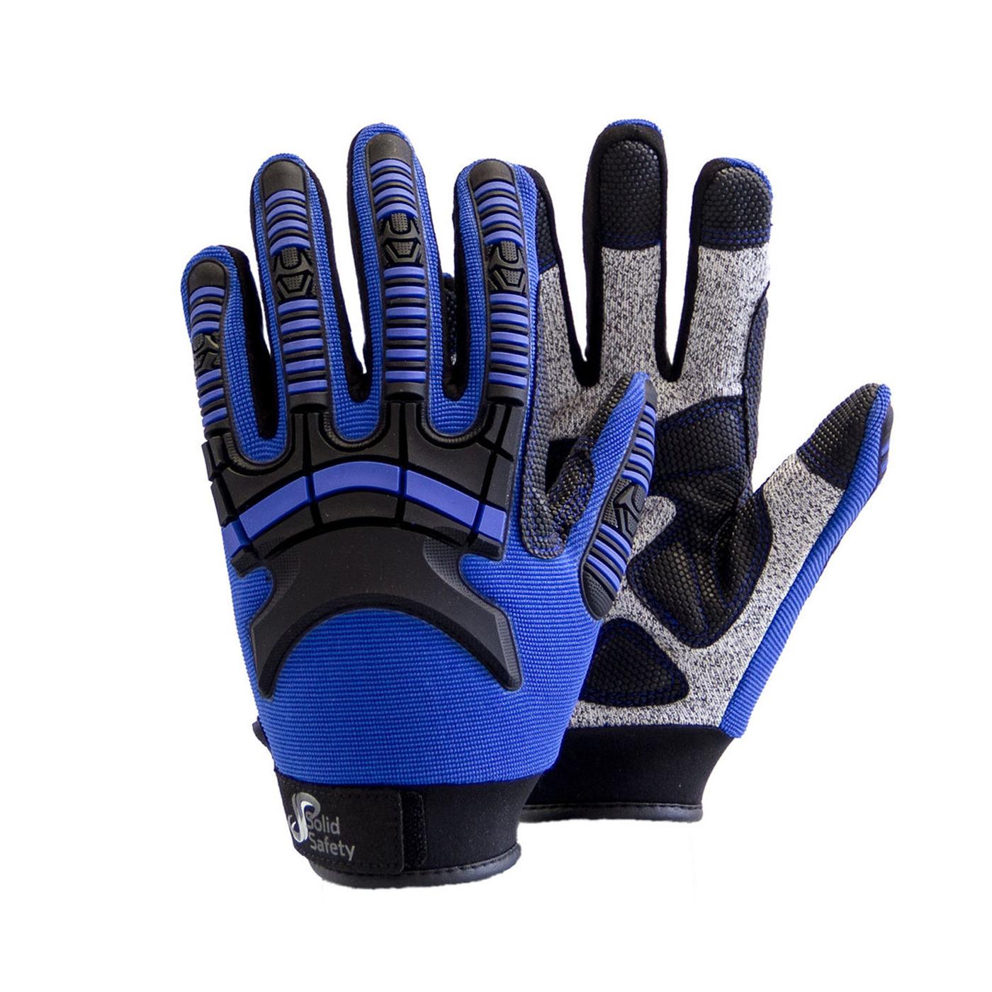 Rękawice mechaniczne