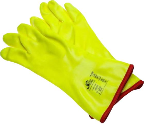 Rękawice chemiczne Ampri 081302 SolidSafety ChemP Thermo