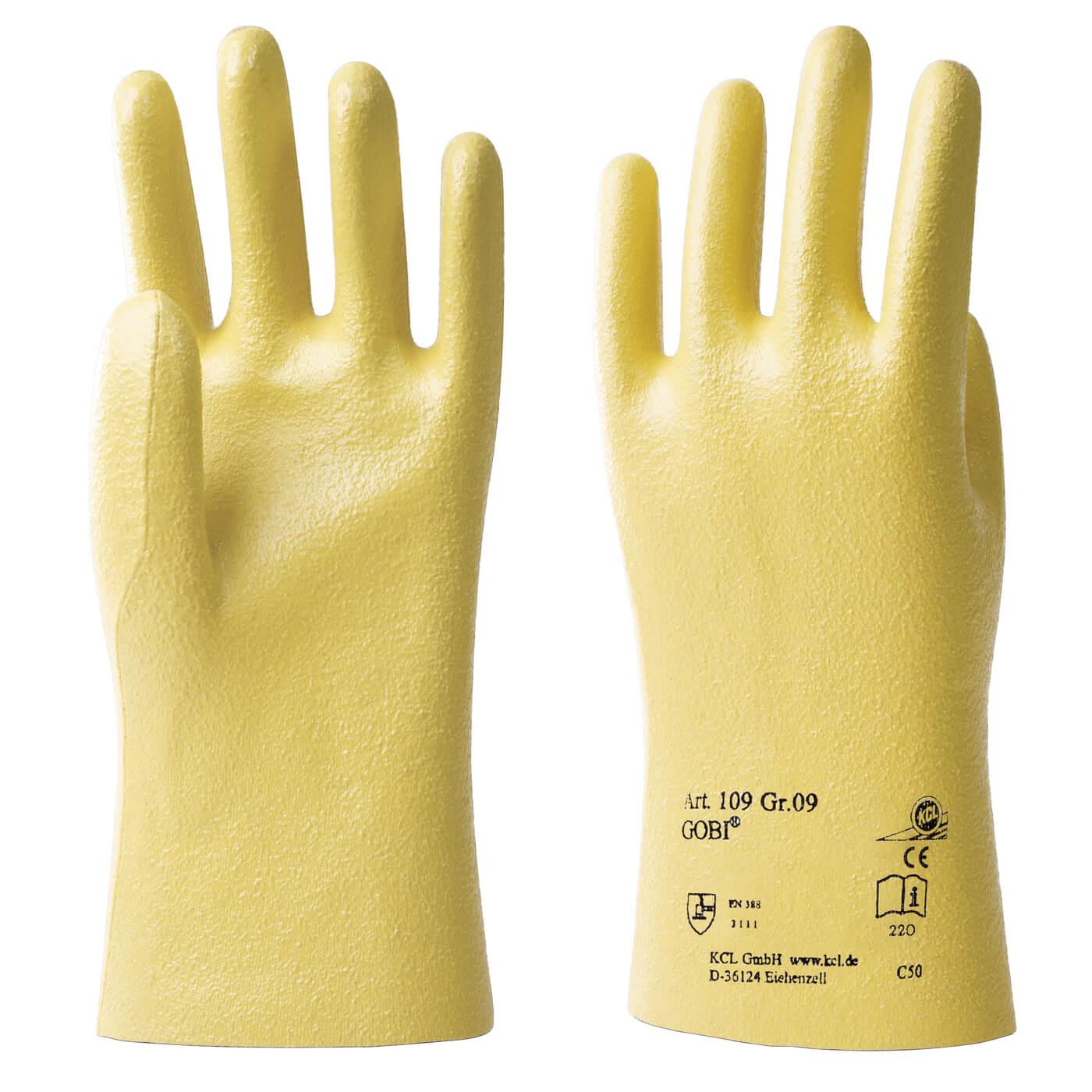 Rękawice mechaniczne KCL 109 GOBI