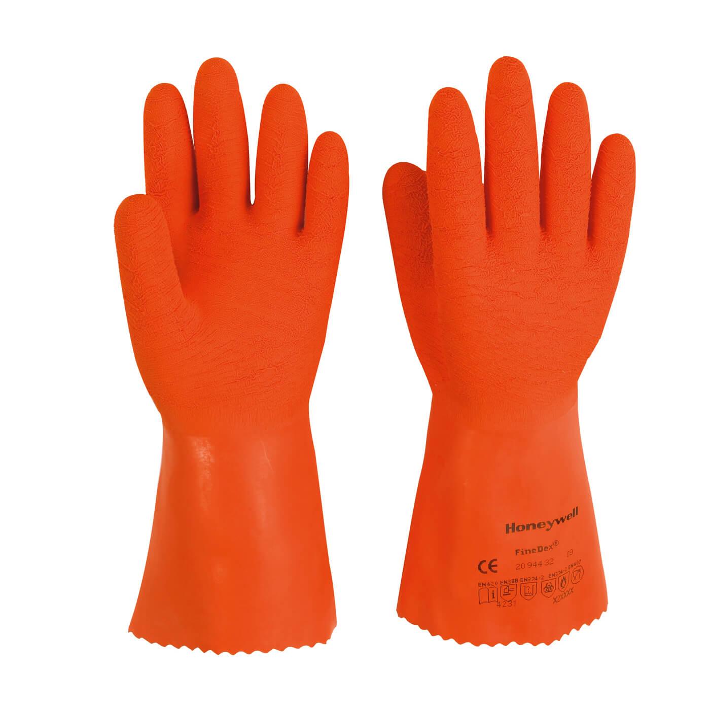 Rękawice chemiczne Honeywell Finedex 944-32 Fisherman
