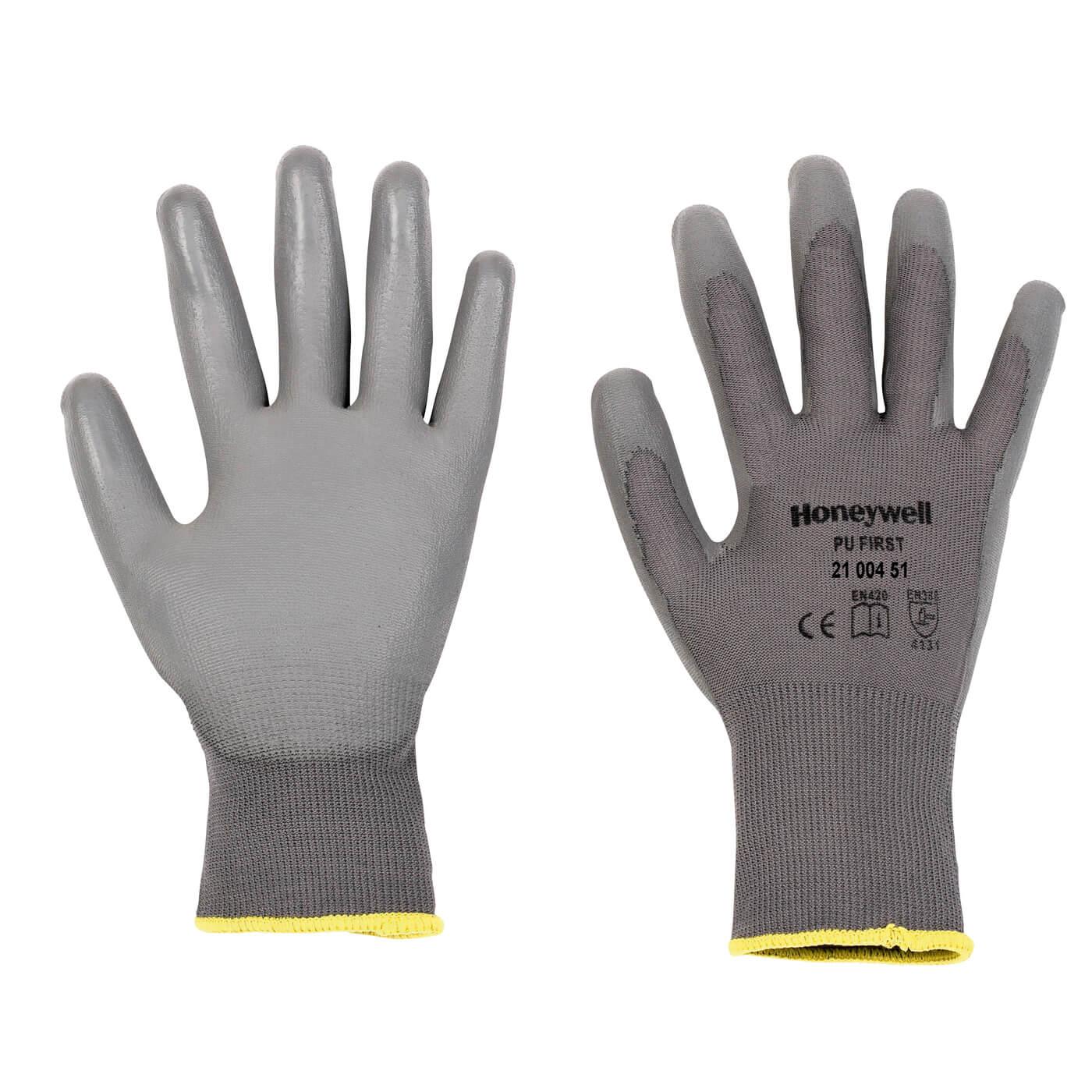 Rękawice montażowe Honeywell PU 1st Grey