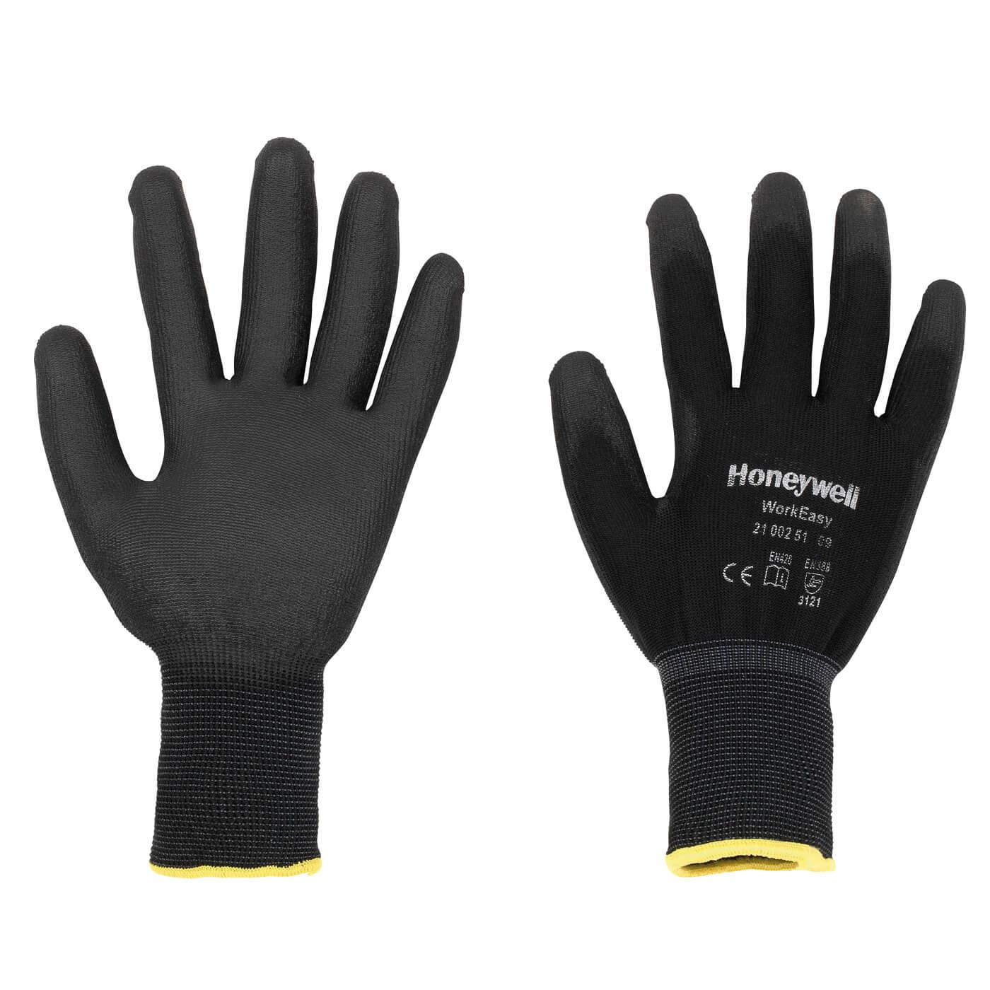 Rękawice montażowe Honeywell Workeasy Black