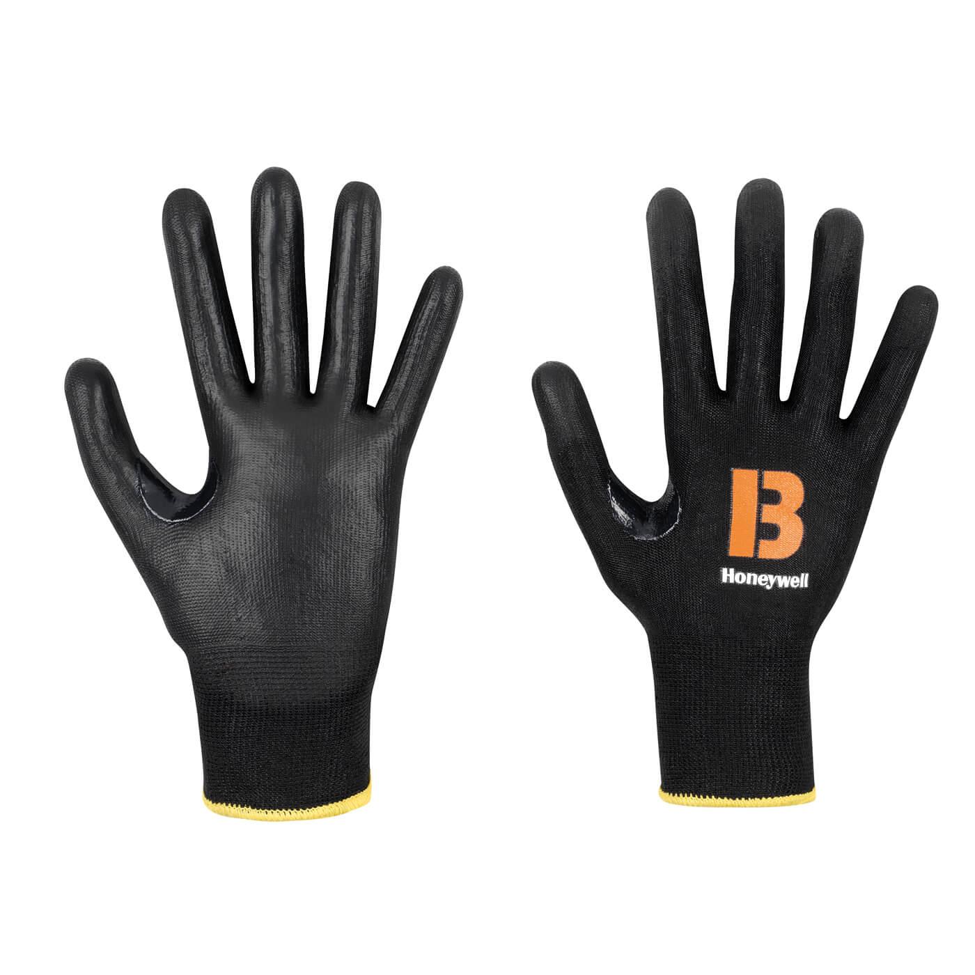 Rękawice montażowe Honeywell Vertigo Black