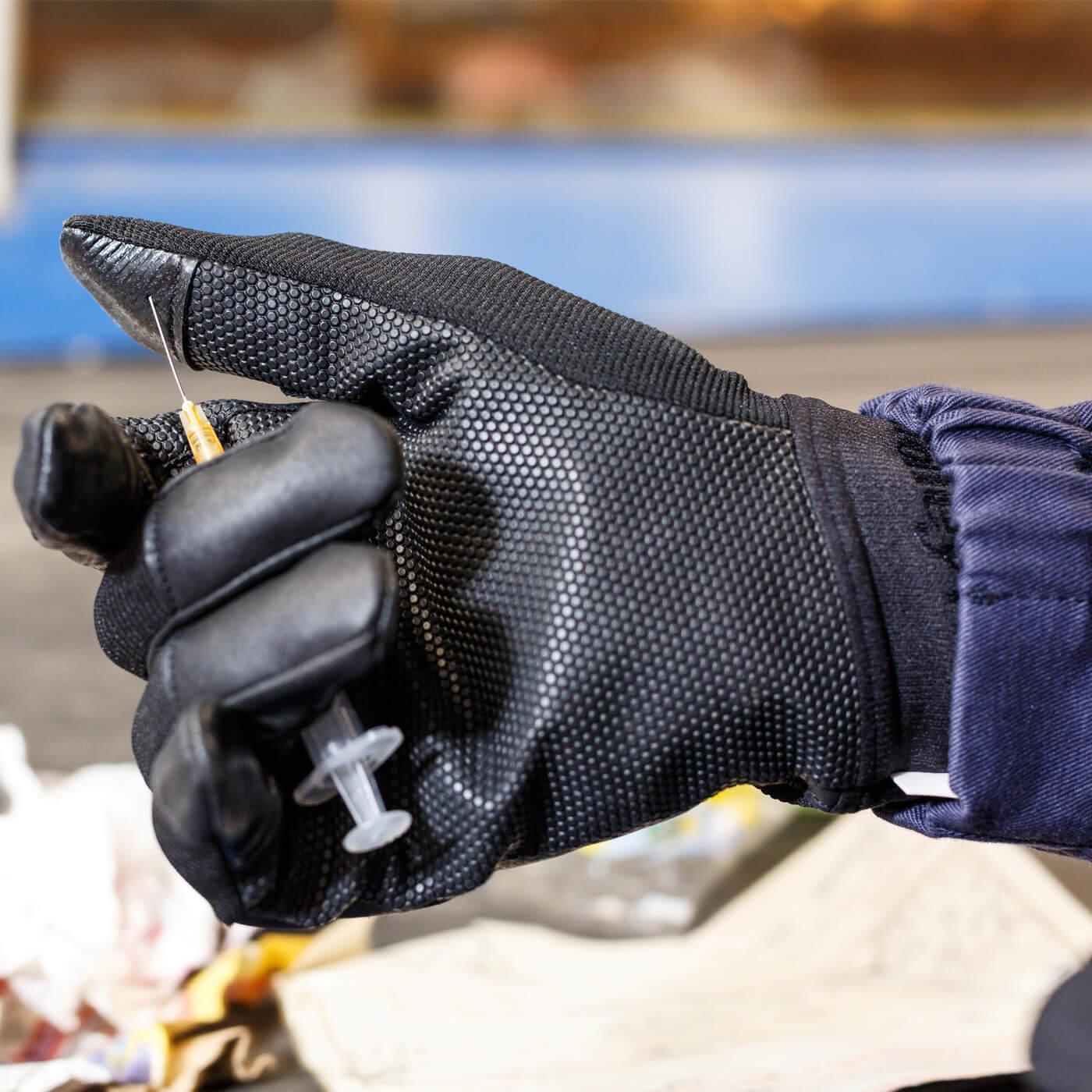Rękawice montażowe antyprzekłuciowe Honeywell Picguard Urban