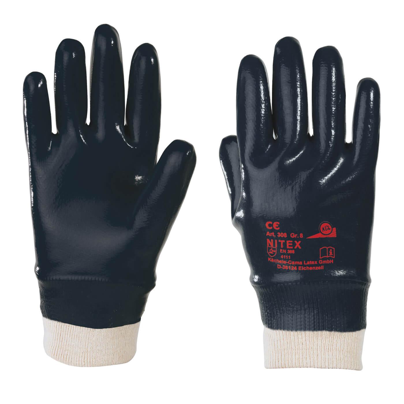 Rękawice mechaniczne KCL 308 NITEX