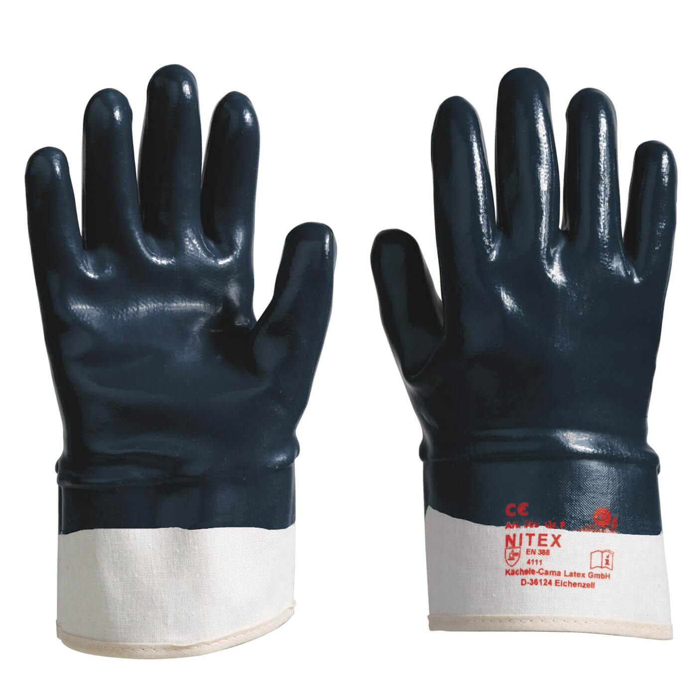 Rękawice mechaniczne KCL 309 NITEX