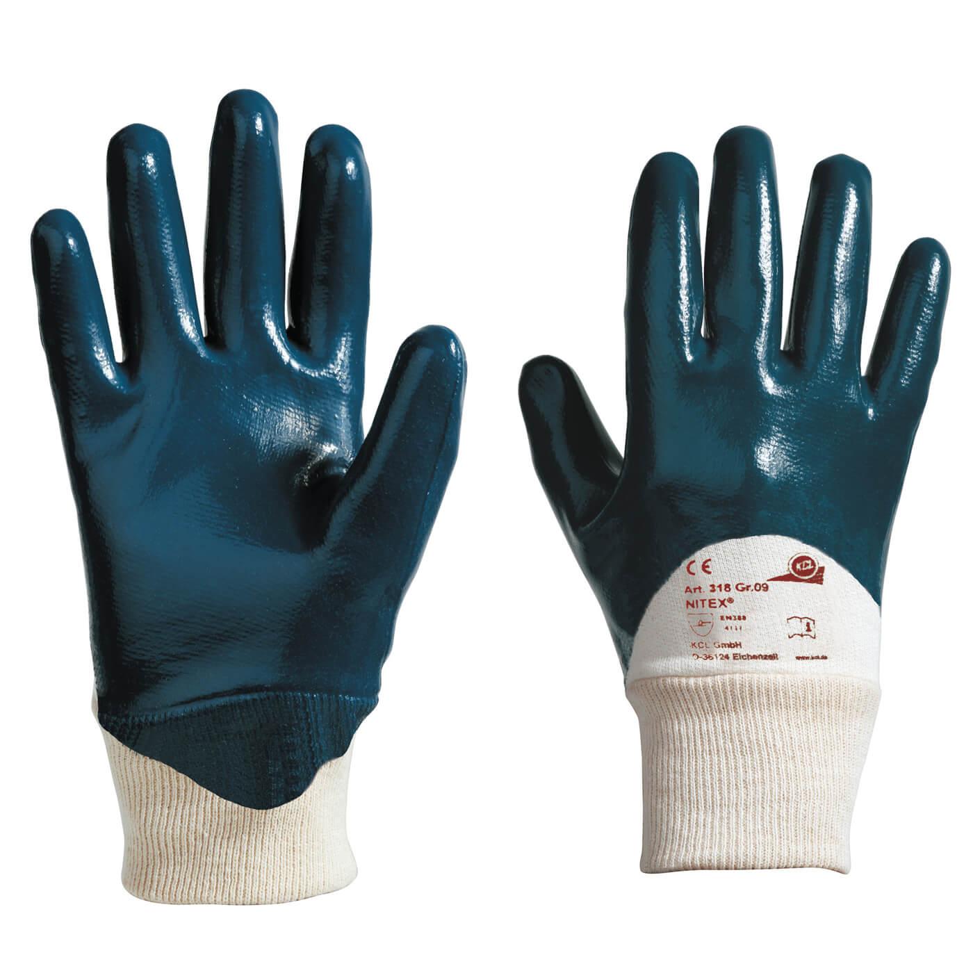 Rękawice mechaniczne KCL 318 NITEX