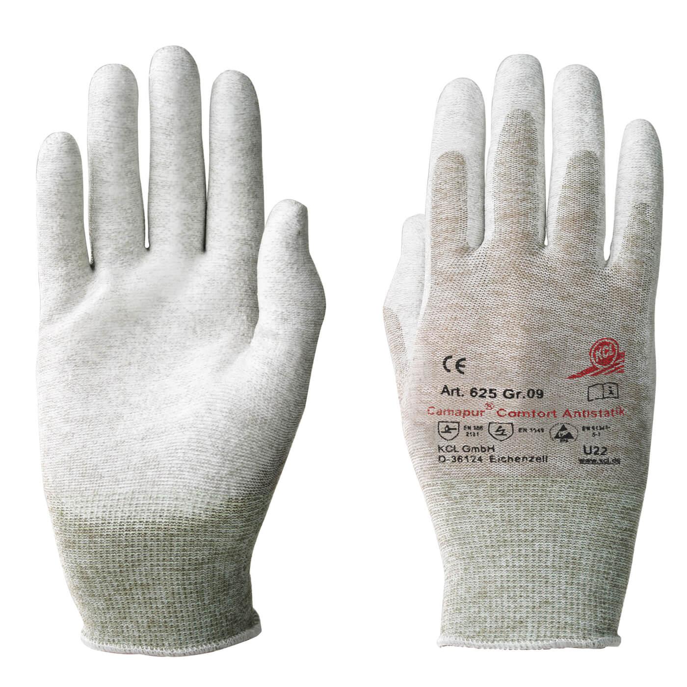 Rękawice antystatyczne KCL 625 CAMAPUR COMFORT ANTISTATIK