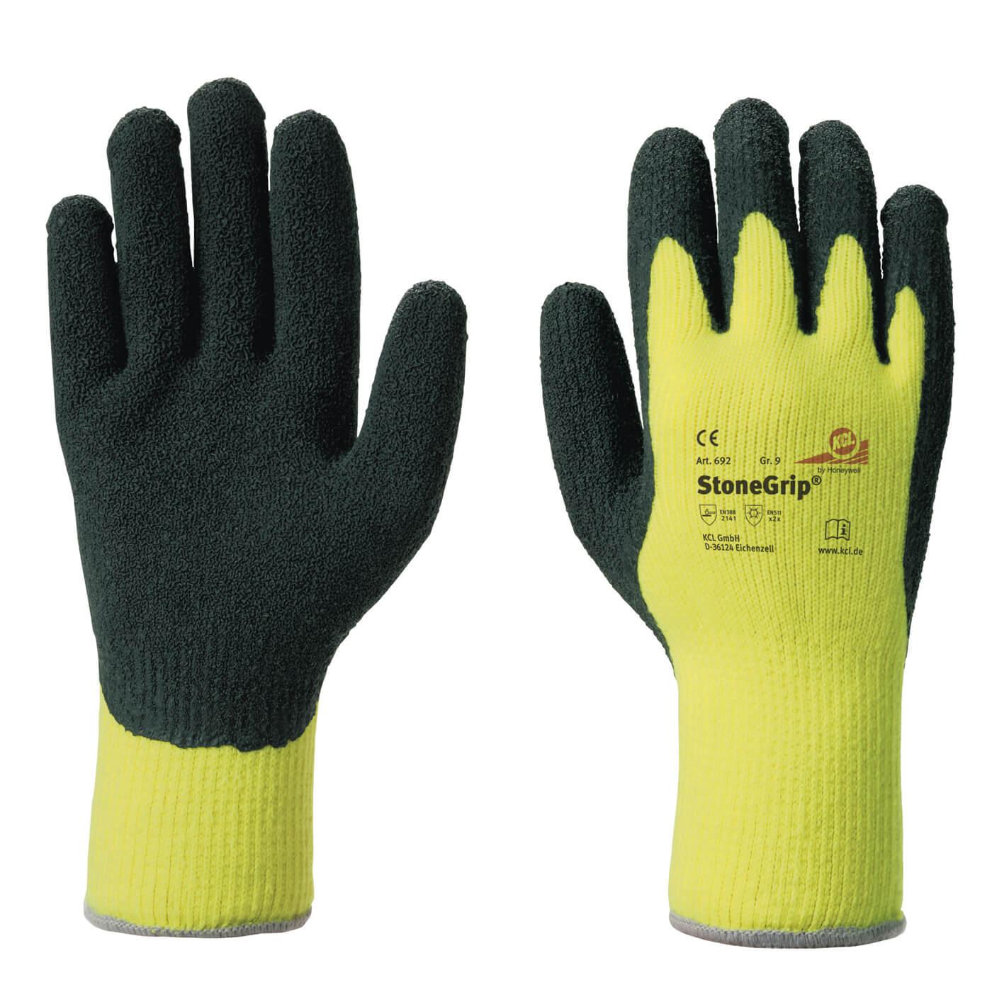 Rękawice zimowe KCL 692 STONE GRIP