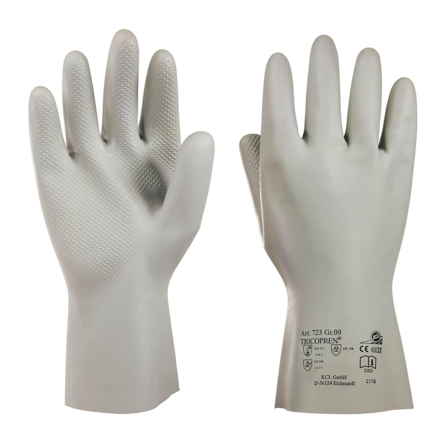Rękawice chemiczne KCL 723 TRICOPREN