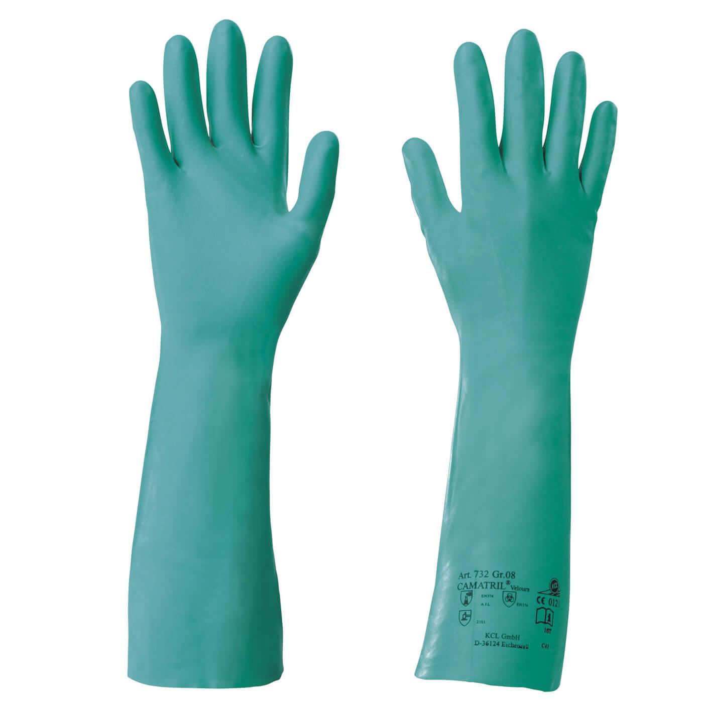Rękawice chemiczne KCL 732 CAMATRIL