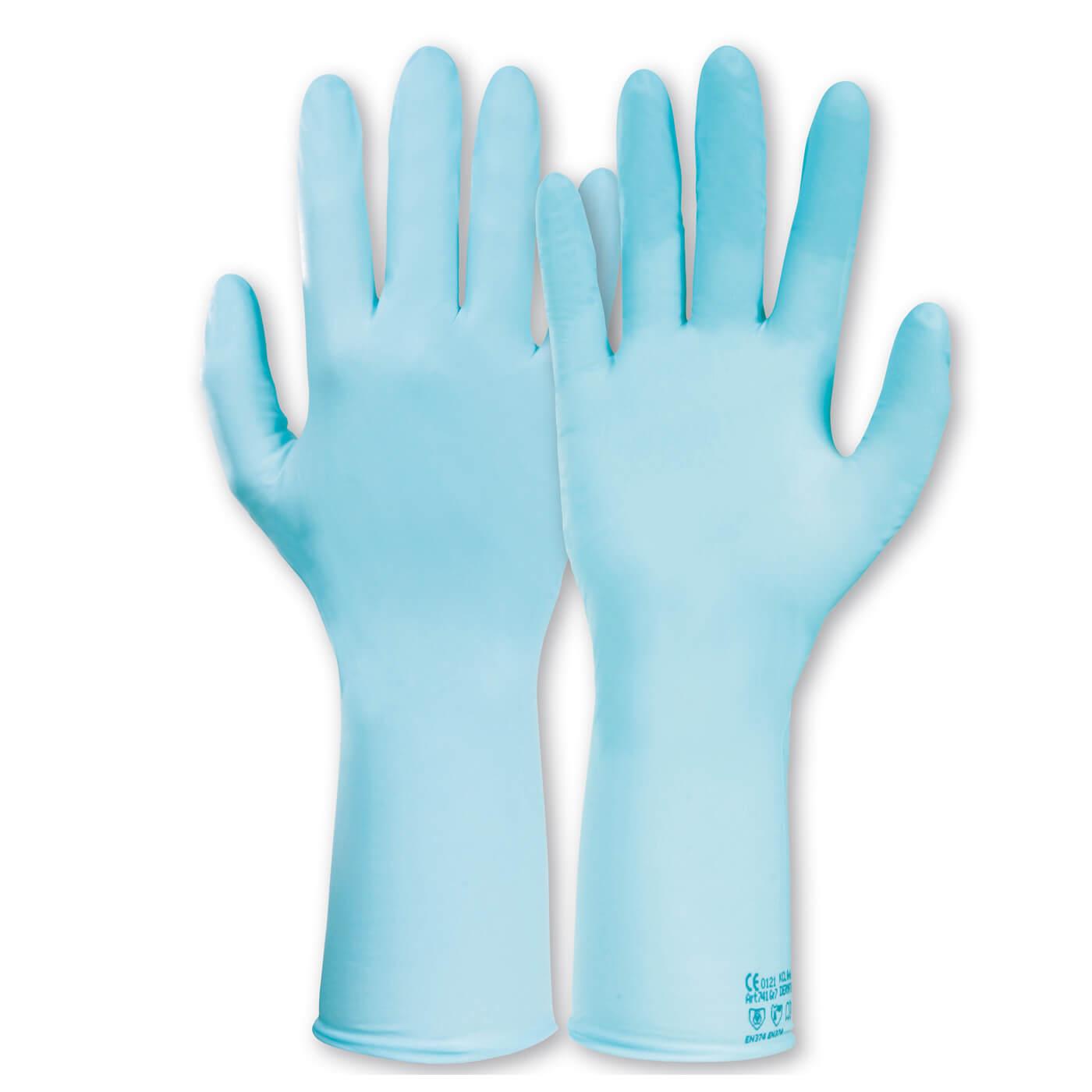 Rękawice jednorazowe KCL 741 DERMATRIL L