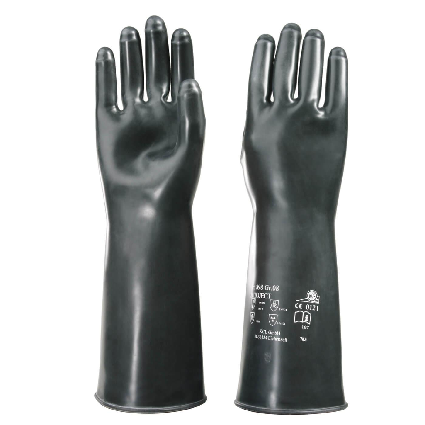 Rękawice chemiczne KCL 898 BUTOJECT