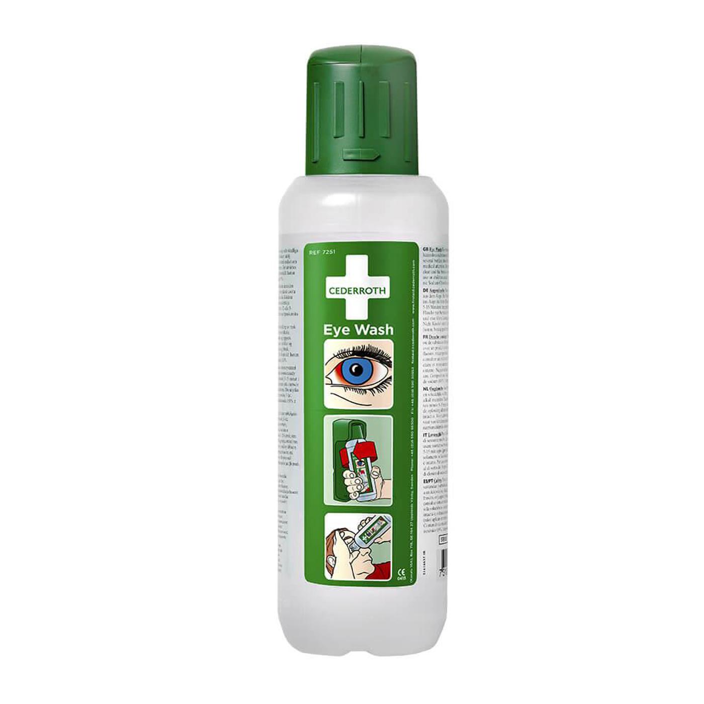 Płukanka do oczu Cederroth Eye Wash, 2x500ml 725200