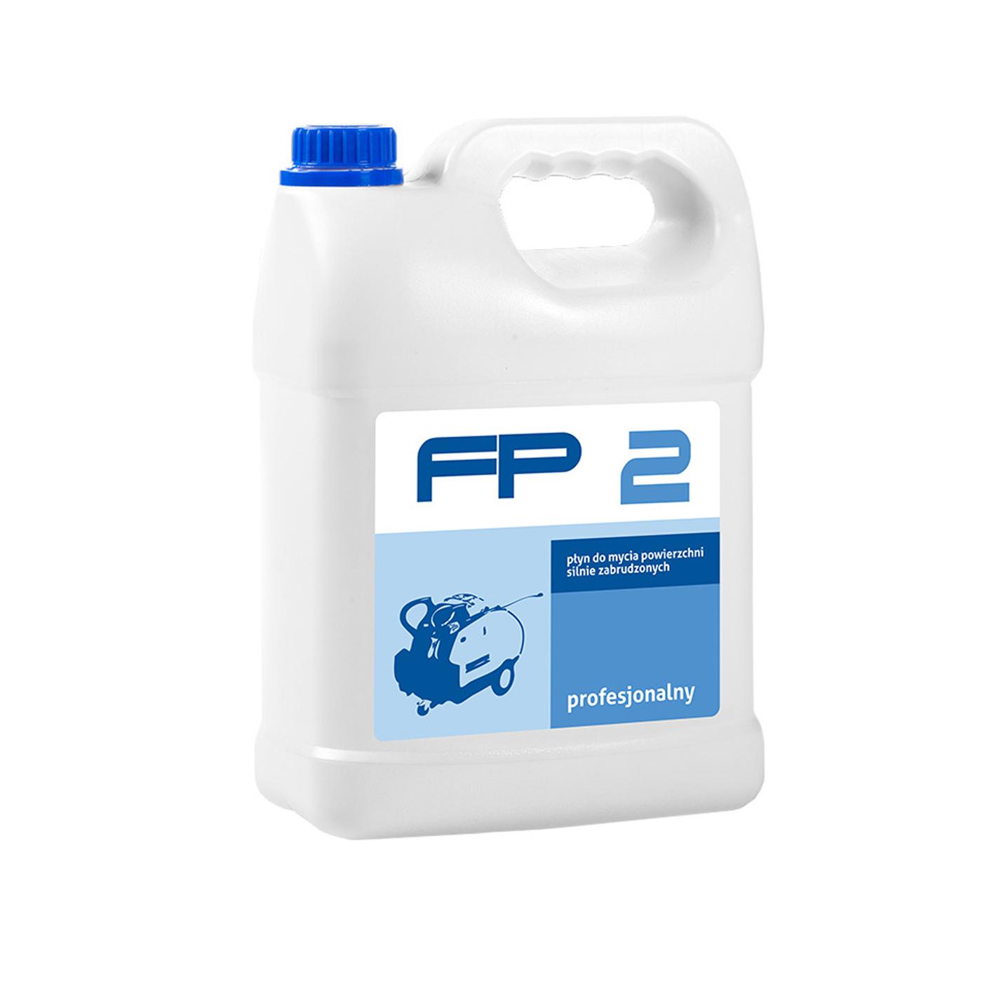 Płyn do mycia silnie zabrudzonych powierzchni FP-2 MPS