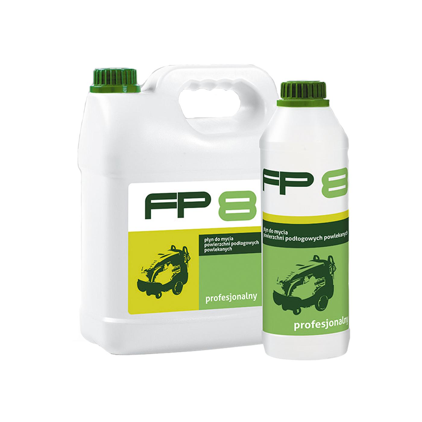 Płyn do mycia podłóg maszynowo i ręcznie FP-8 MPS