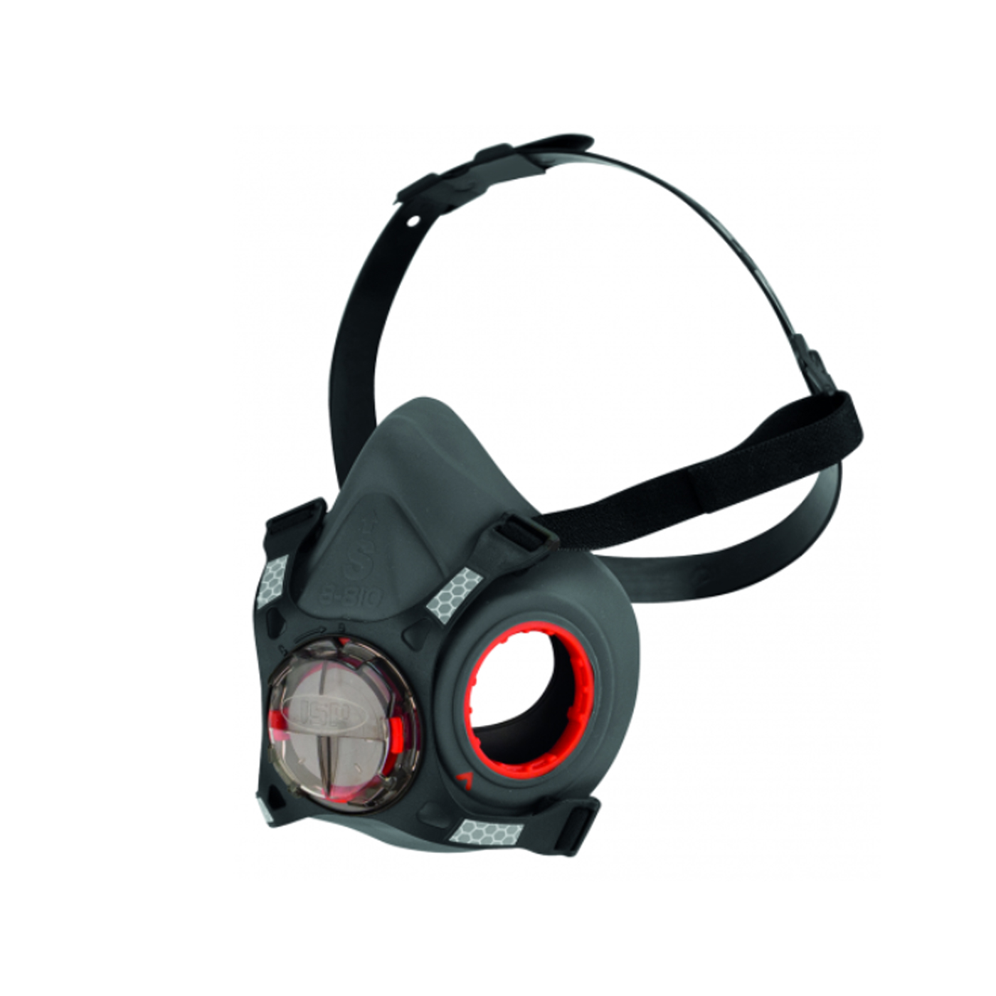 Półmaska ochronna JSP Force 8 BHG003-2L5-000 – rozmiar L (bez filtrów)