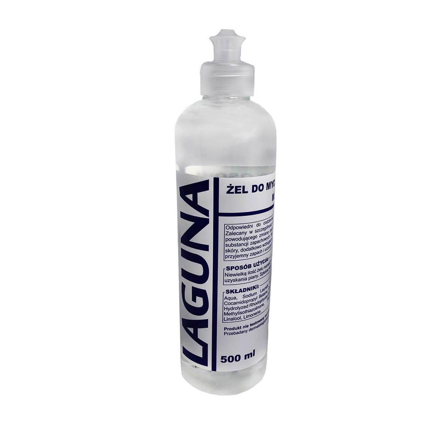 Żel do mycia ciała i włosów Laguna