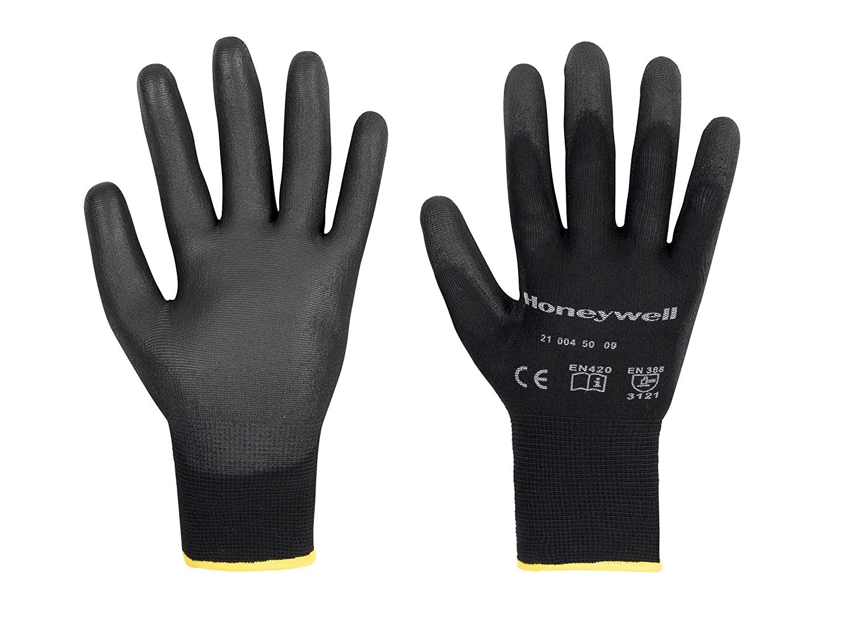 Rękawice montażowe Honeywell PU Nylon Grey