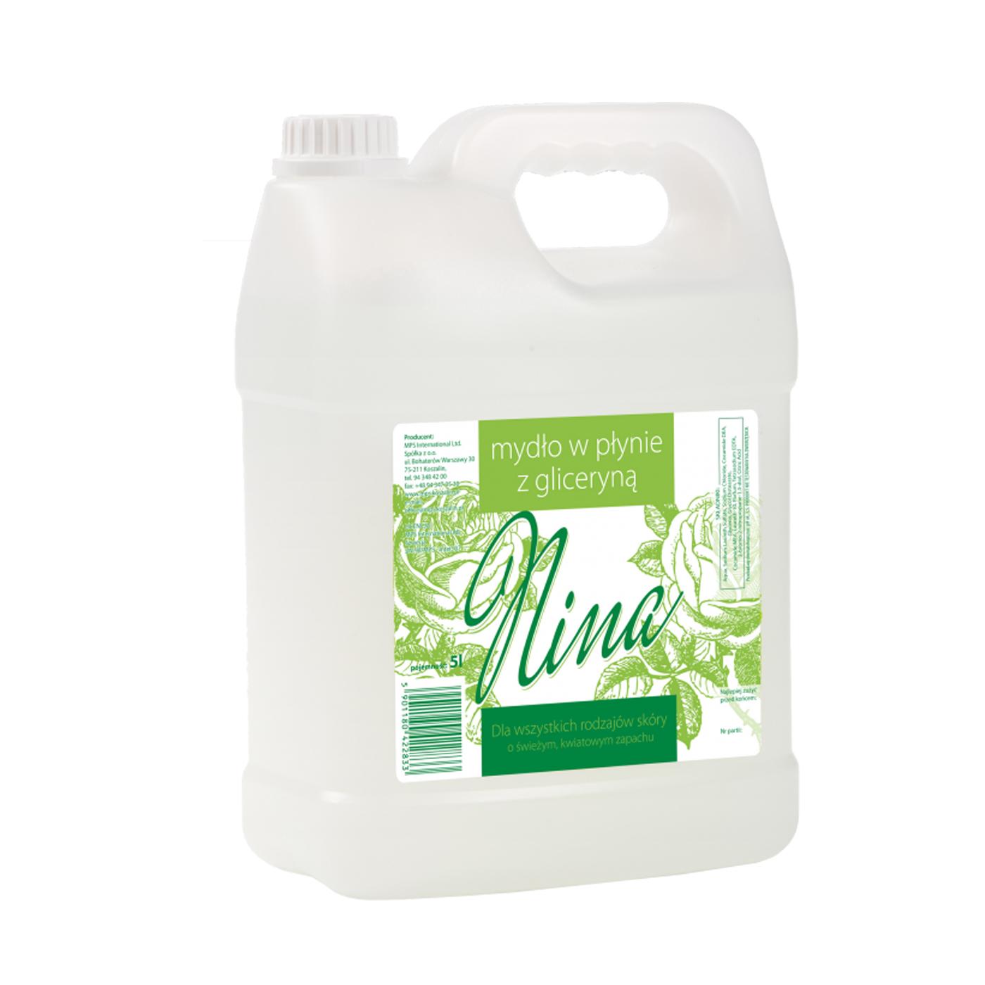 Mydło do mycia skóry Nina z gliceryną MPS