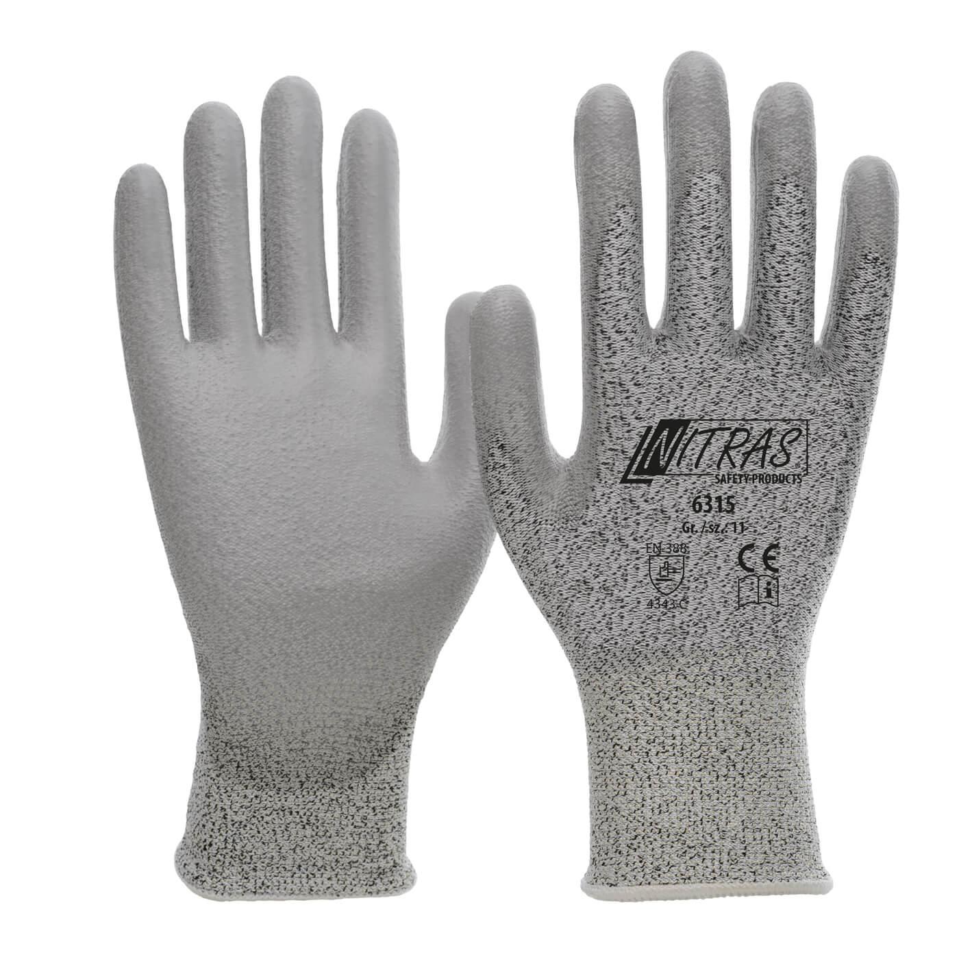 Rękawice antyprzecięciowe Nitras 6315