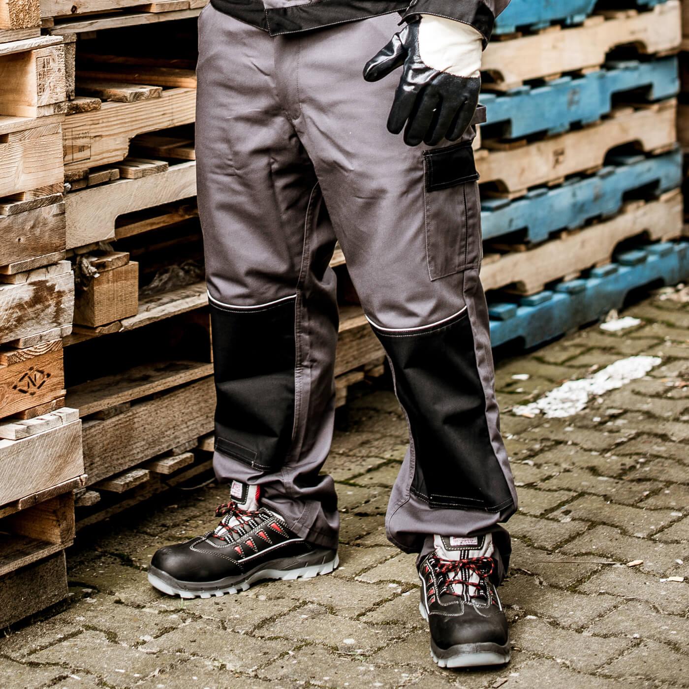 Spodnie robocze Nitras 7512