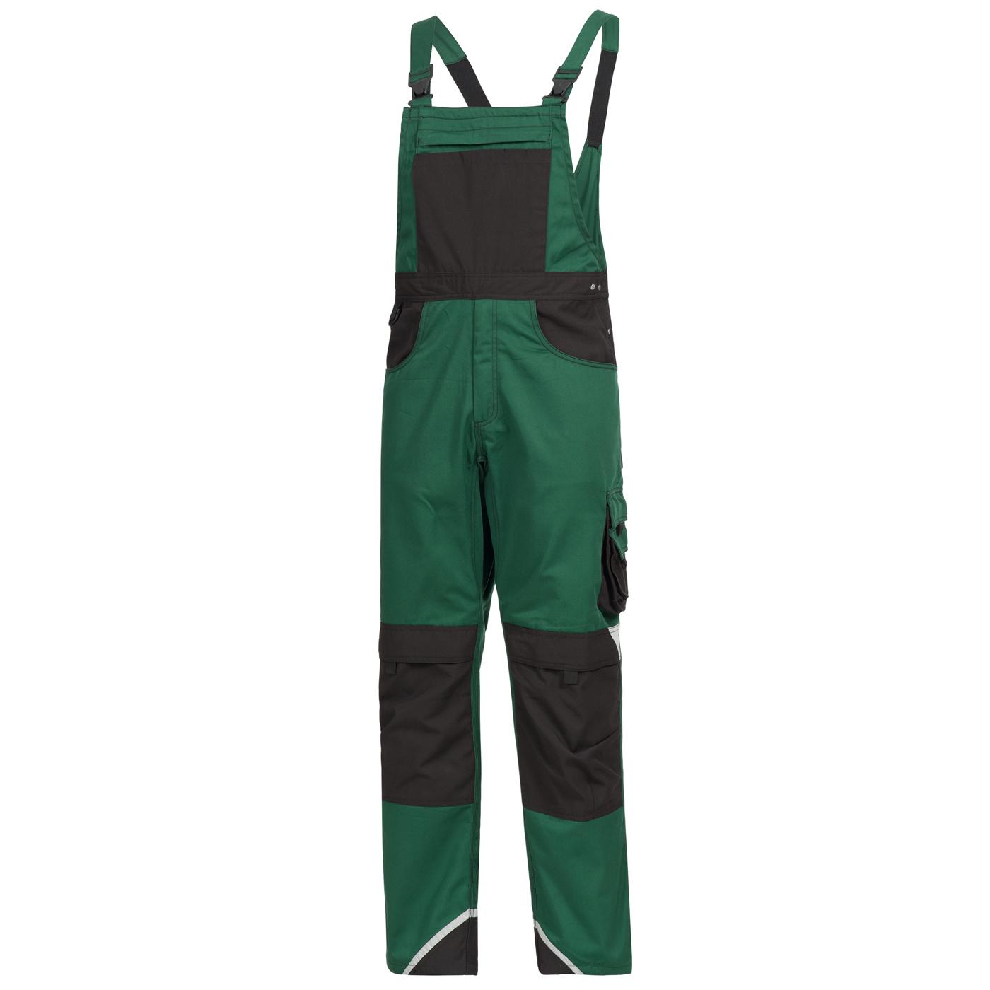 Spodnie ogrodniczki Nitras 7624