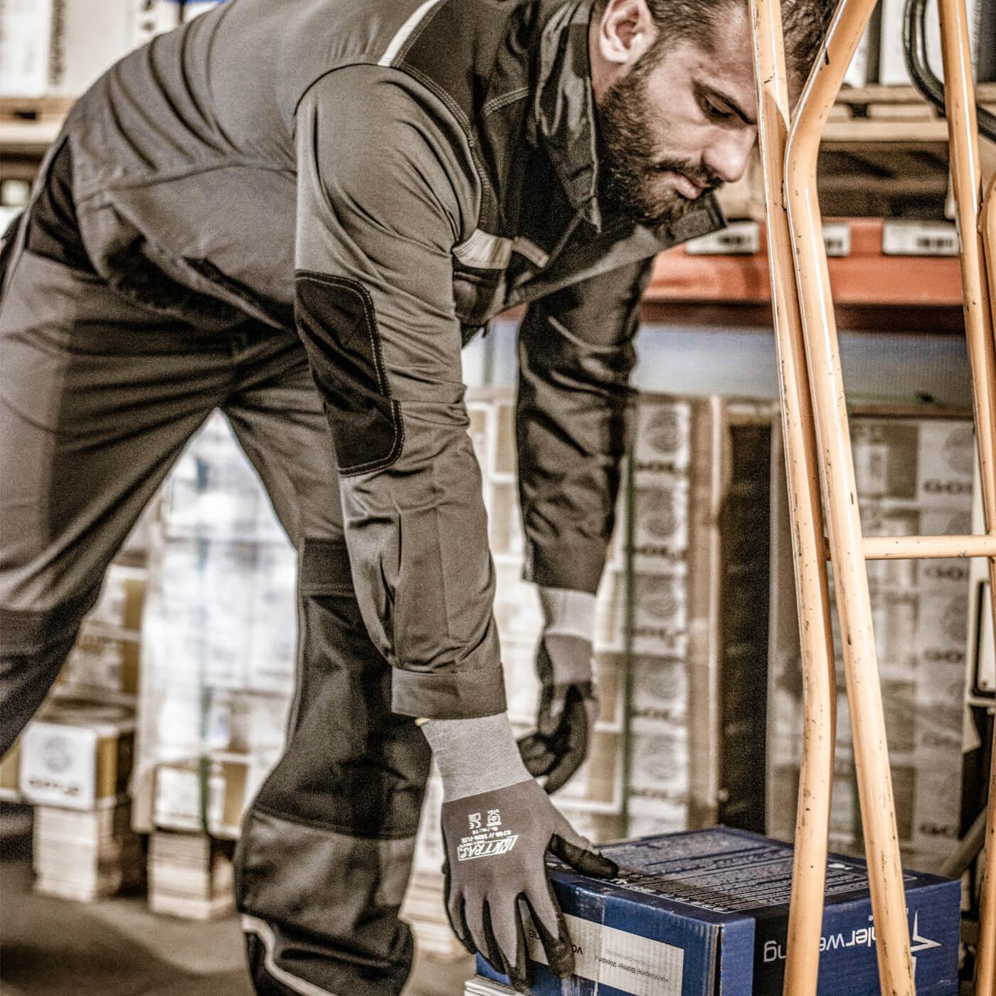 Rękawice montażowe Nitras 8700/ SKIN FLEX