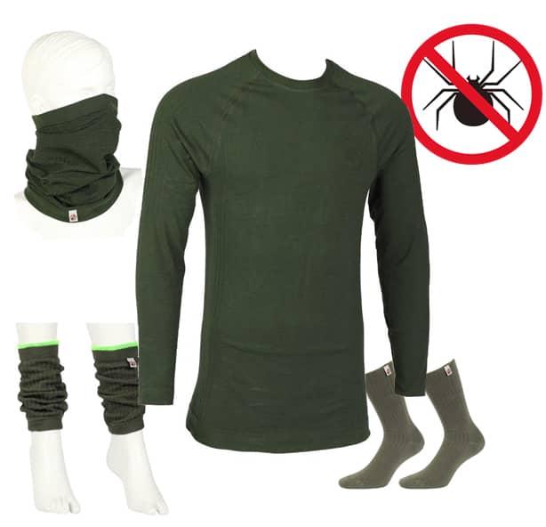 Ochrona przed insektami - Contra Borelia