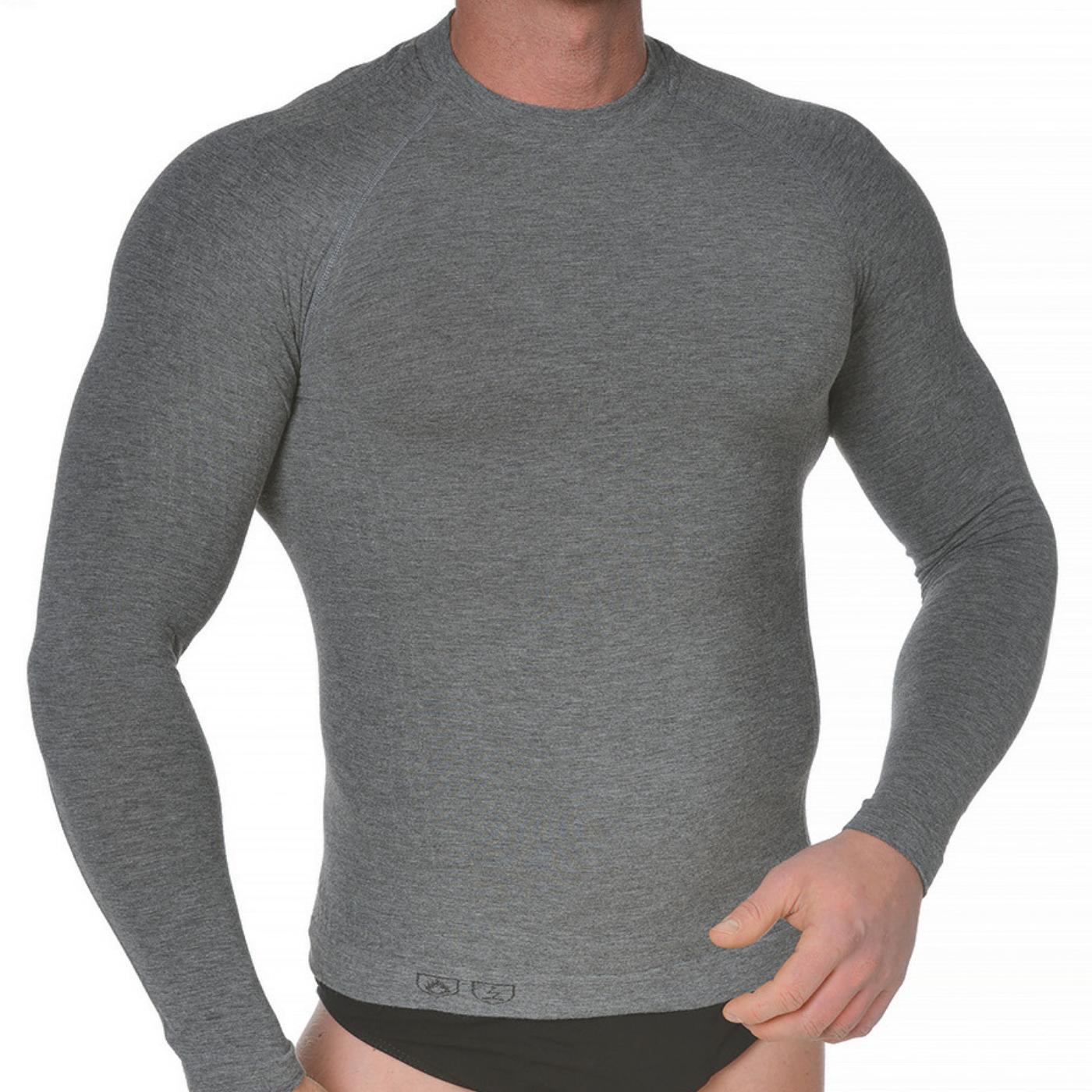Koszulka termoaktywna z długim rękawem Gatta FR/AS GA Flame